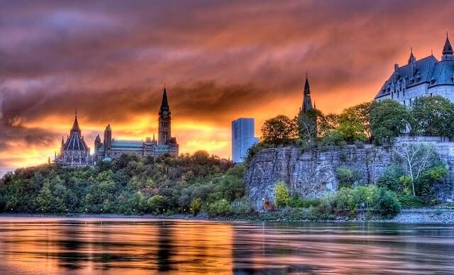 Idioma oficial de Ottawa