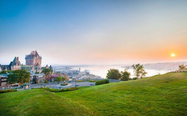 Quanto levar de dinheiro para Quebec