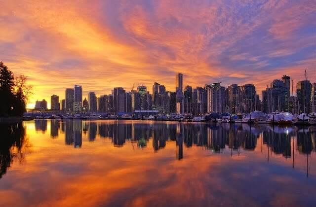 Quanto tempo ficar em Vancouver