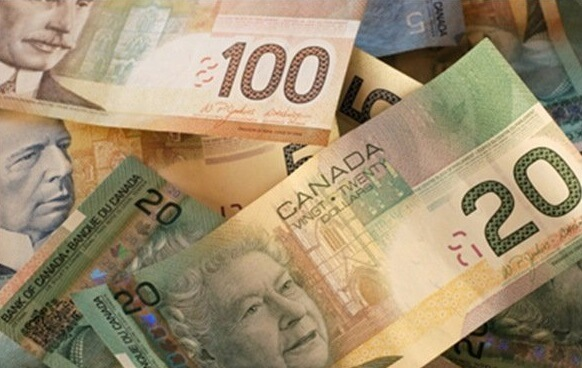 Dólar Canadense - Dinheiro do Canadá