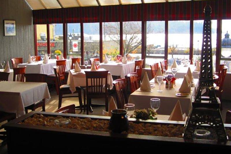 Le Bistro Chez Michel em Vancouver
