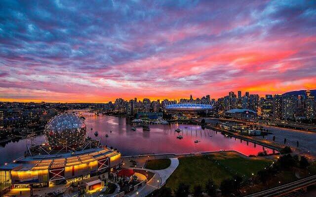 Fuso horário em Vancouver x Brasil