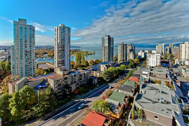 West End em Vancouver