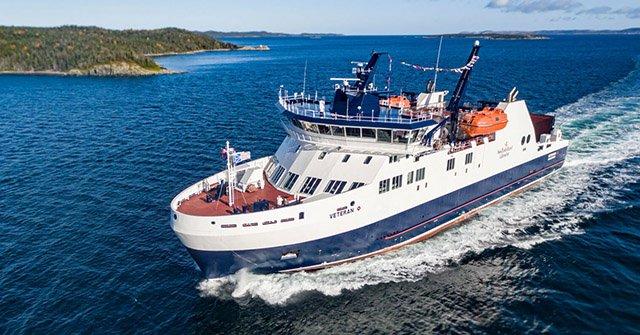 Como se locomover de ferry por Victoria