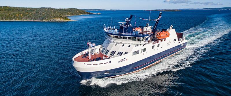 Como comprar passagens de ferry boat