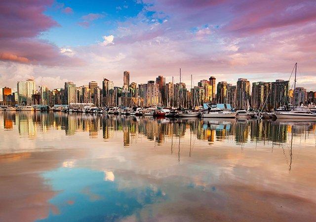 Caça ao tesouro em Vancouver
