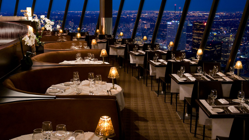 360 TheRestaurant at the CN Tower