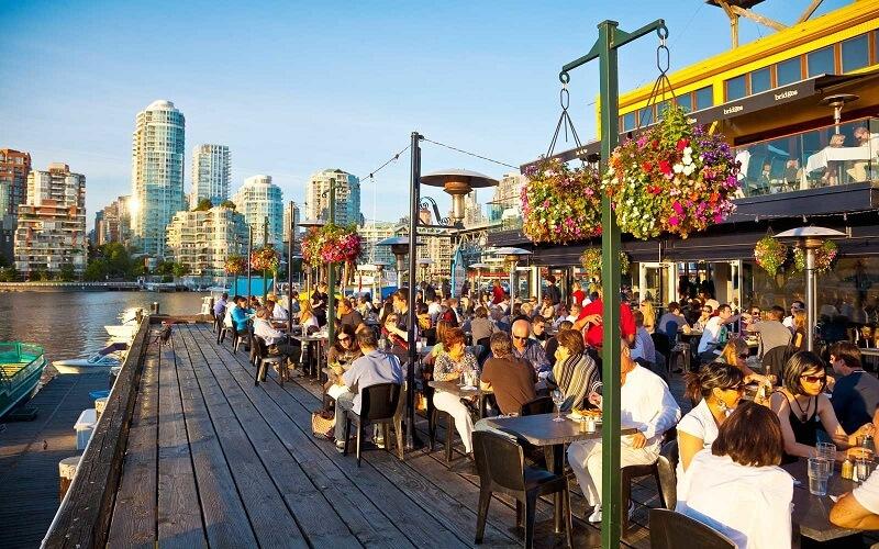 Granville Island em Vancouver