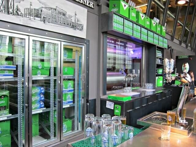 Cervejaria Steam Whistle Brewing em Toronto