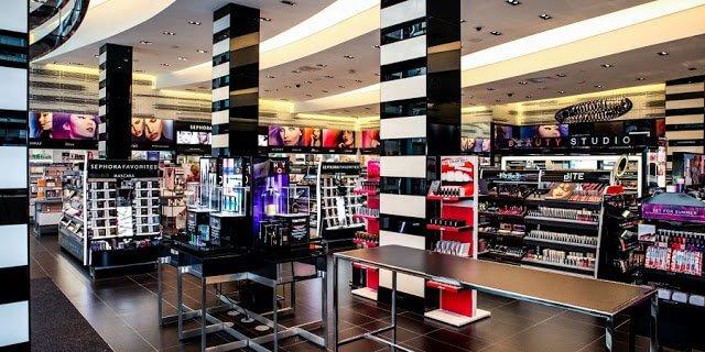 Onde comprar maquiagens em Victoria
