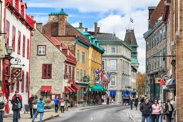 Quando ir para Quebec City