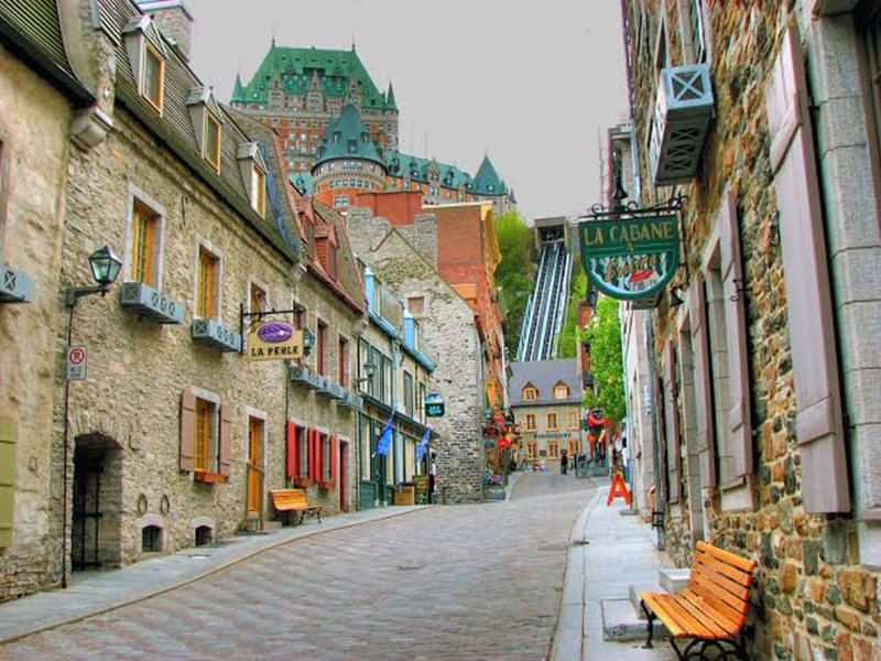 Região de Velha Quebec