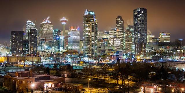 O que fazer de noite em Calgary