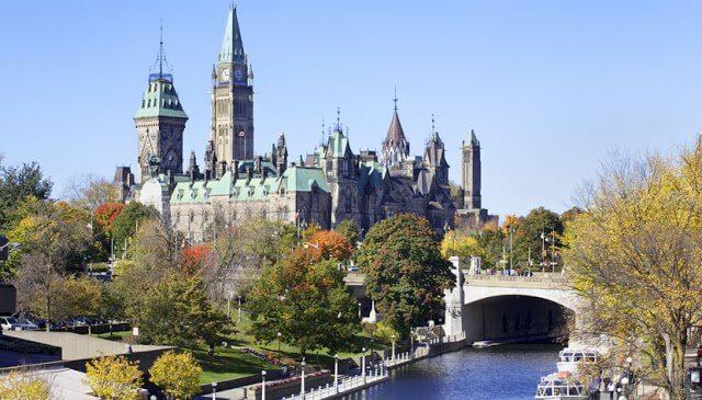 Roteiro de 5 dias em Ottawa