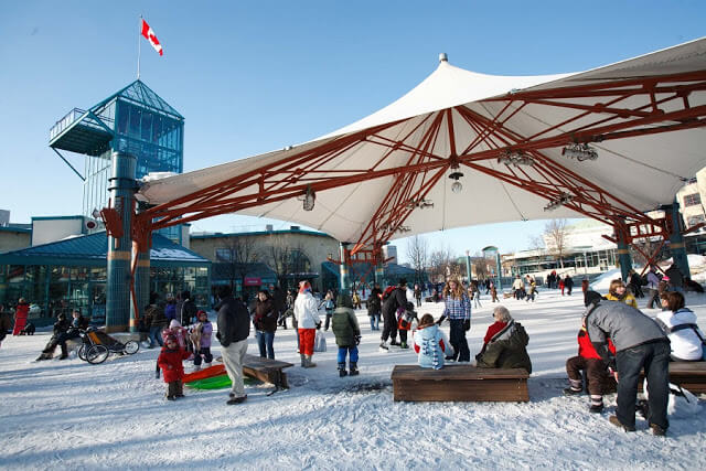 Qual a época mais barata para ir para Winnipeg