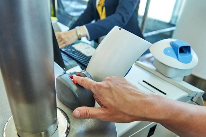Biometria e o visto para o Canadá