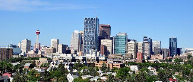 Hotéis de Luxo em Calgary