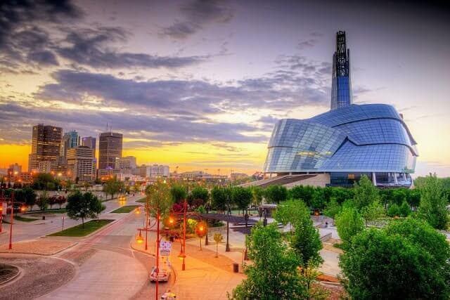 Hotéis de luxo em Winnipeg