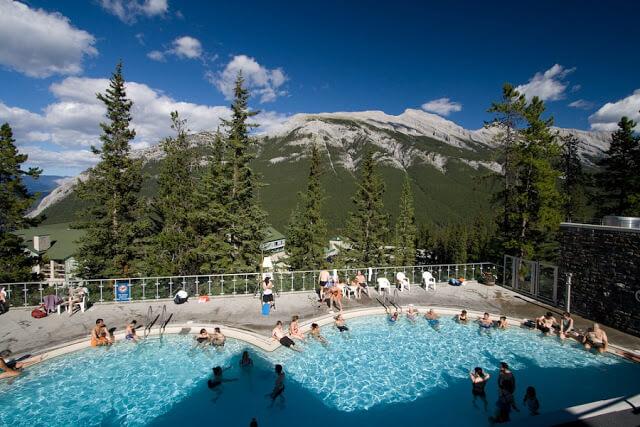 Quanto tempo ficar em Banff
