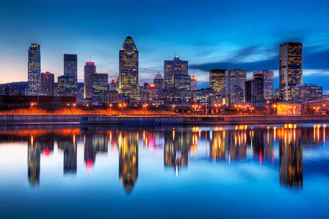 Qual a época mais barata para viajar para Montreal