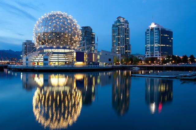 Hotéis de Luxo em Vancouver
