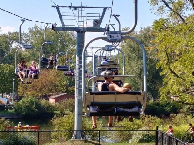 Centreville Amusement Park em Toronto
