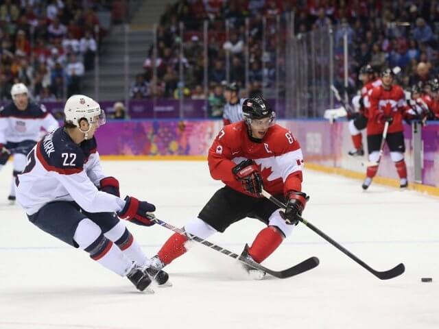 Assistir a um jogo de hóquei no gelo do Ottawa Senators