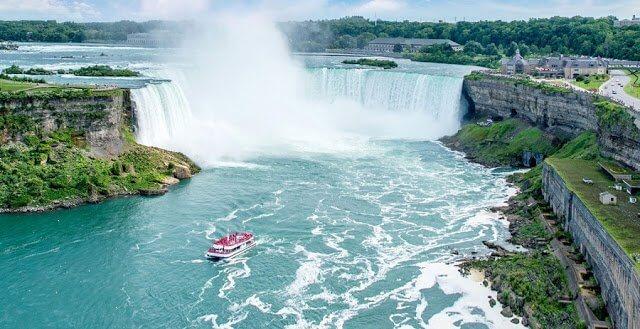 Roterio de 2 dias em Niagara Falls