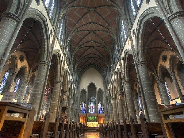 Christ Church em Victoria