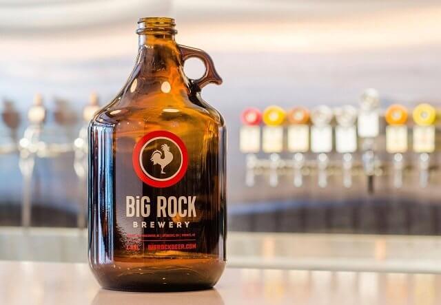 Big Rock Brewery em Calgary