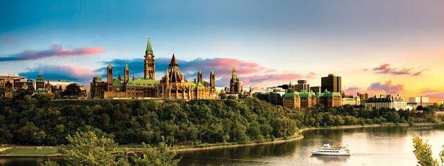 Hotéis de Luxo em Ottawa