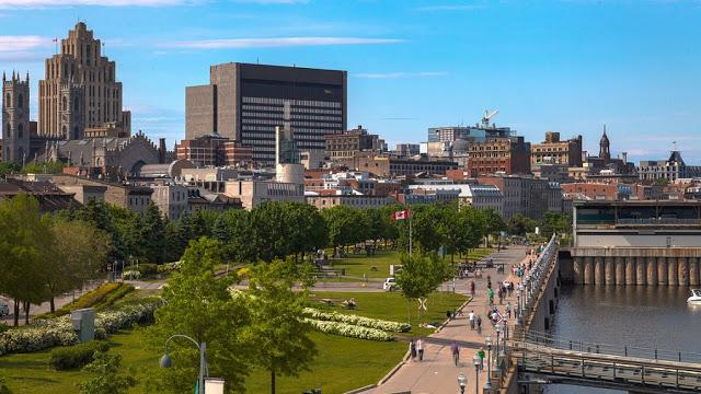 Velho Porto de Montreal