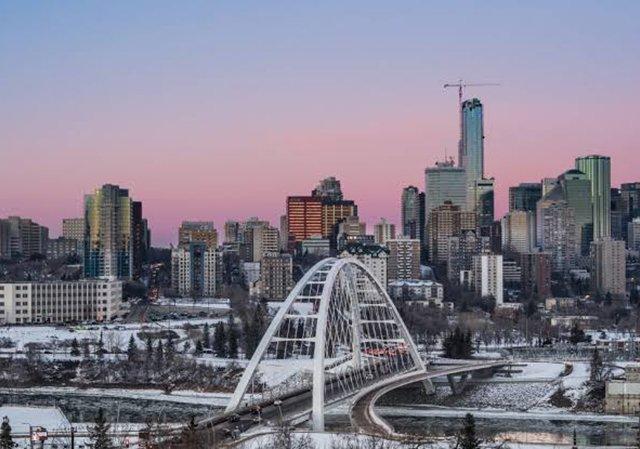 Onde ficar em Edmonton