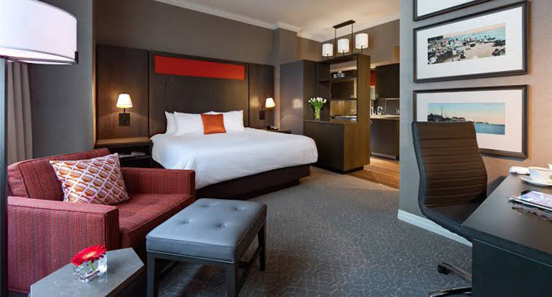 One King West Hotel and Residence em Toronto