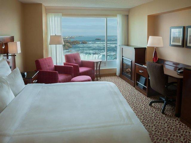 Dicas de hotéis em Niagara Falls
