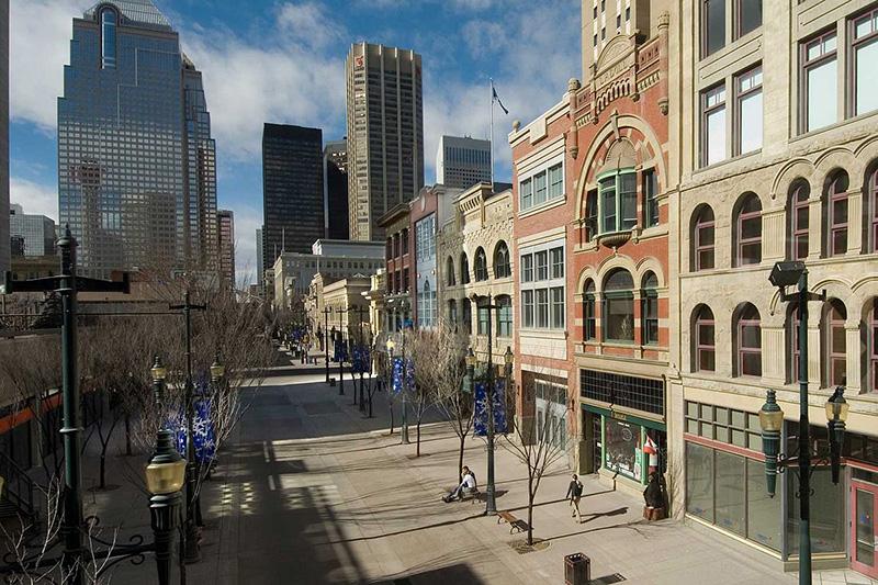 Excursão em Calgary Downtown