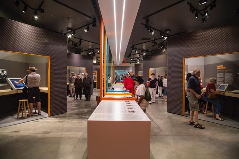 Museu Canadense da Imigração em Halifax
