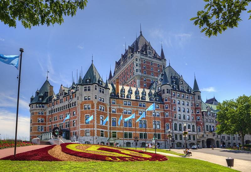 Fairmont Hotel em Quebec