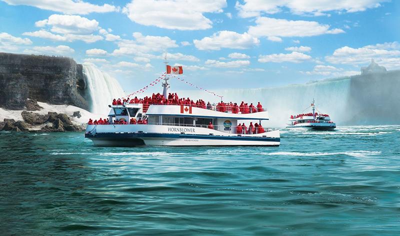 Cruzeiro Voyage to the Falls em Niagara Falls