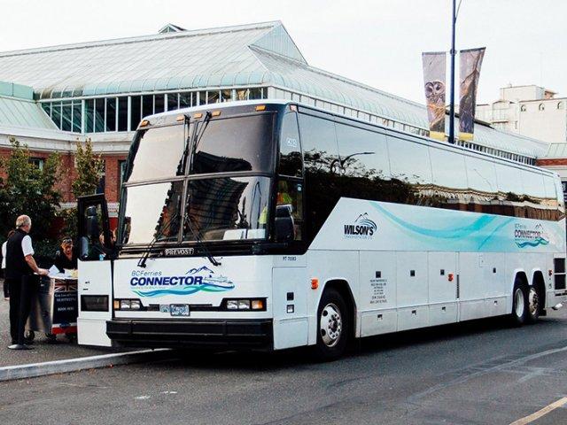 Ônibus do aeroporto de Vancouver para Whistler