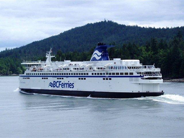 Como se locomover de ferry pelo Canadá