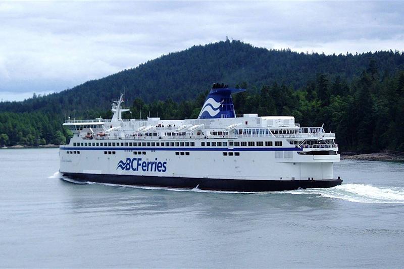 Onde comprar viagens de ferries em Vancouver