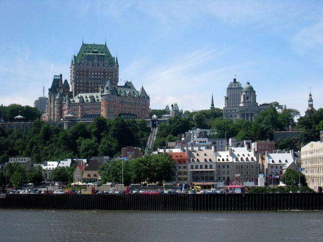 Excursão pelo Centro Histórico de Quebec