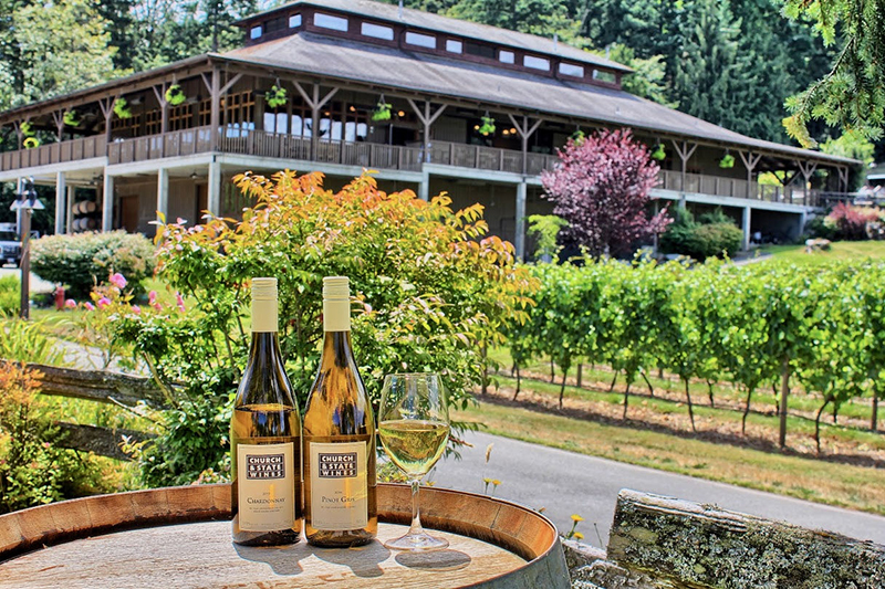 Church State Winery em Vancouver