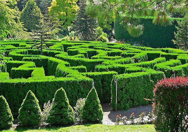VanDusen Gardens em Vancouver